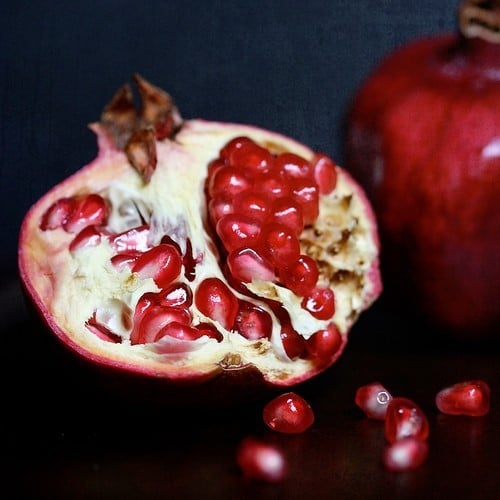 Photographer Gordana Adamovic-Mladenovic's rich still-life photographs, like her Pomegranate Photo ($20), are salivatingly beautiful