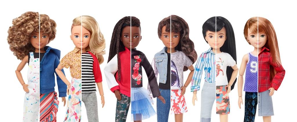 Mattel Releases Creatable World Line of Gender-Neutral Dolls