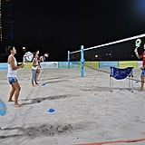 Beach Tennis at JBR