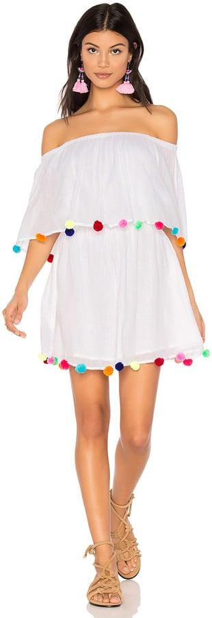 Pitusa Pom Pom Festival Dress