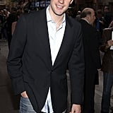 John Krasinski at the Broadway Opening of The Caine Mutiny Court-Martial in 2006