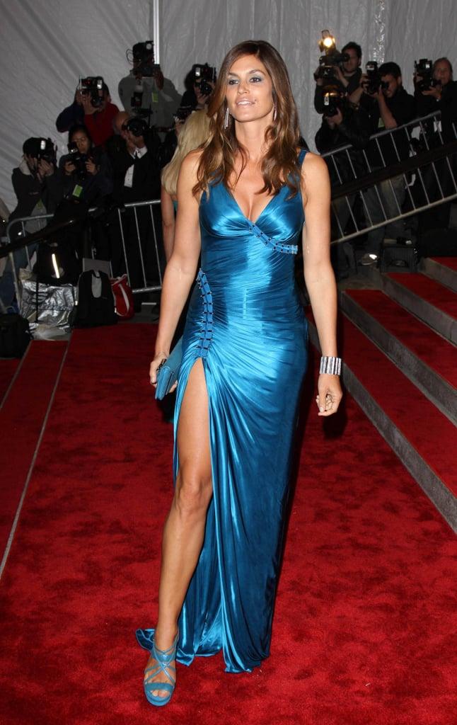 Cindy's 2009 Met Gala Dress