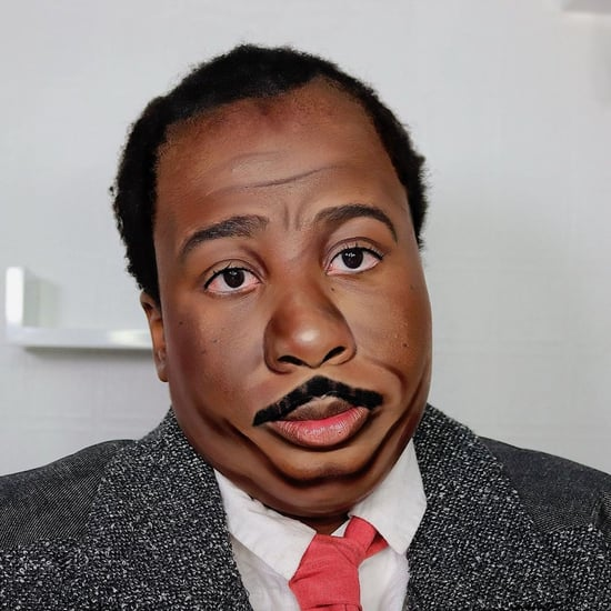 Makeup Artist Transforms Into The Office's Stanley Hudson