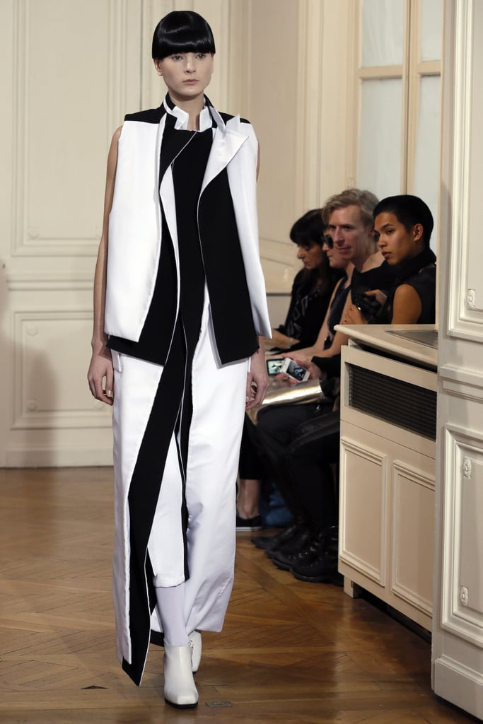 Rad Hourani Couture Spring 2013