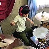"""Yoyoka Playing """"Good Times Bad Times"""""""