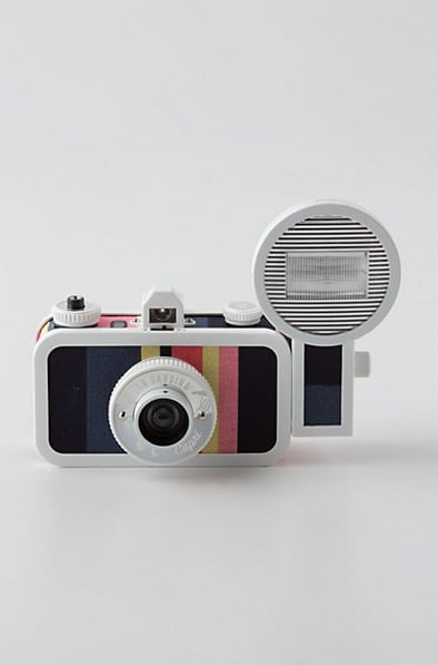 Say cheese! We can't think of a better way to capture memories than with this La Sardina 33mm camera ($108).