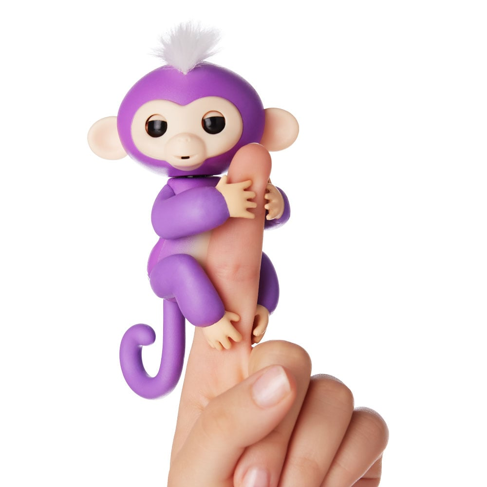 For 3-Year-Olds: Fingerlings Interactive Baby Monkeys