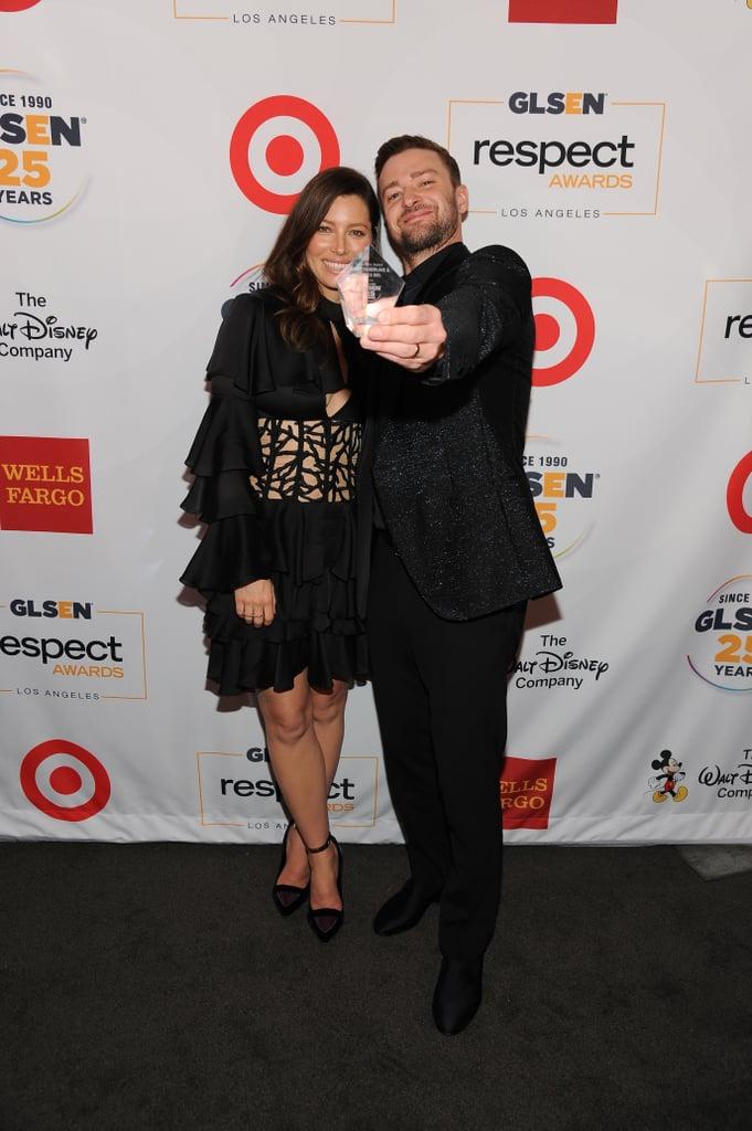 Justin Timberlake Will Receive Inspiration Award 2015