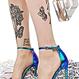Mermaid Strappy Heels ($35)