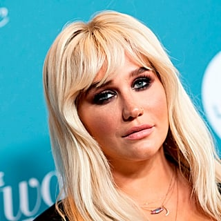 Kesha Shows Her Freckles on Instagram