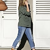 Jennifer Aniston's Already Wearing the Shoe of the Summer