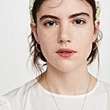 Lele Sadoughi Floral Knotted Headband
