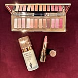 Charlotte Tilbury's New Pillow Talk Makeup at Golden Globes