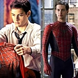 Tobey Maguire as Peter Parker/Spider-Man