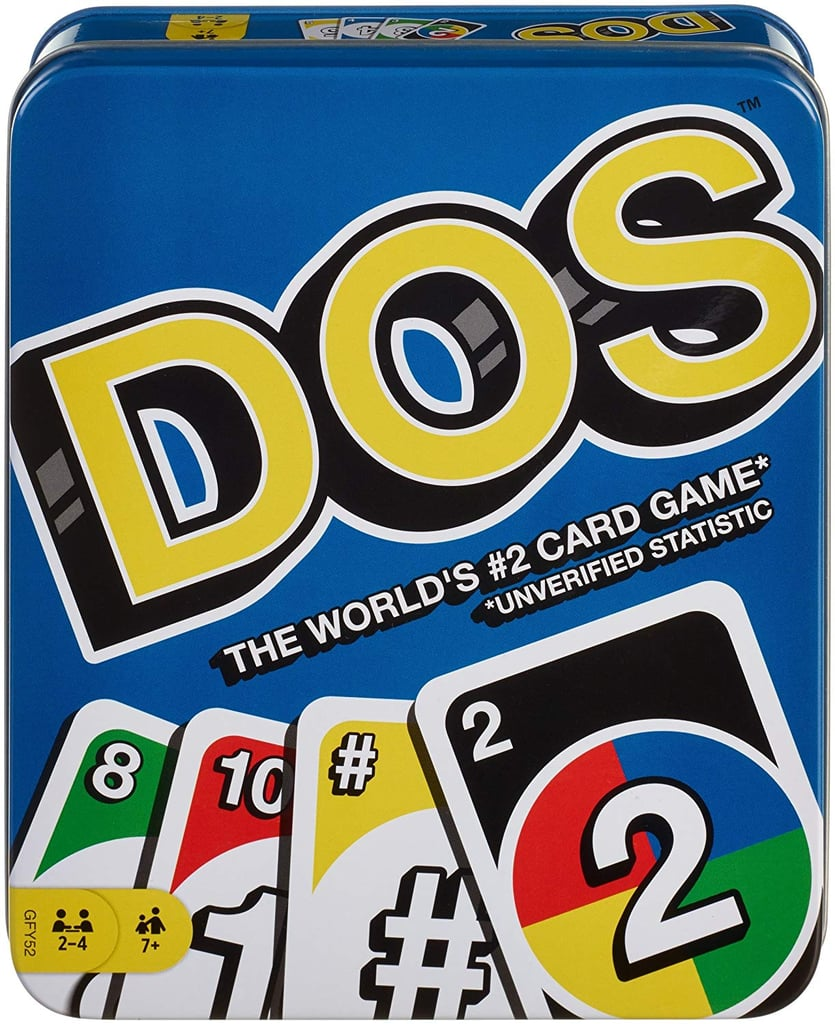 Dos Tin Card Game
