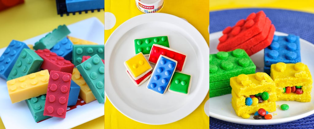 Lego Desserts and Snacks