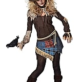 Creepy Scarecrow Costume