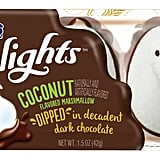 Peeps Delights Coconut Flavored Marshmallow Dipped in Decadent Dark Chocolate (~$2)