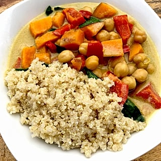 Quick Trader Joe's Vegetarian Dinners