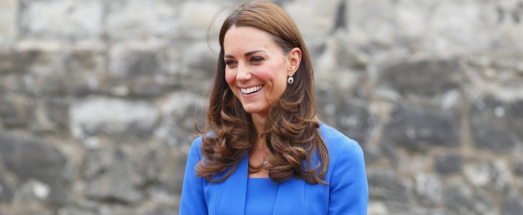 Kate Middleton's Favorite Styling Trick Is Surprisingly Simple