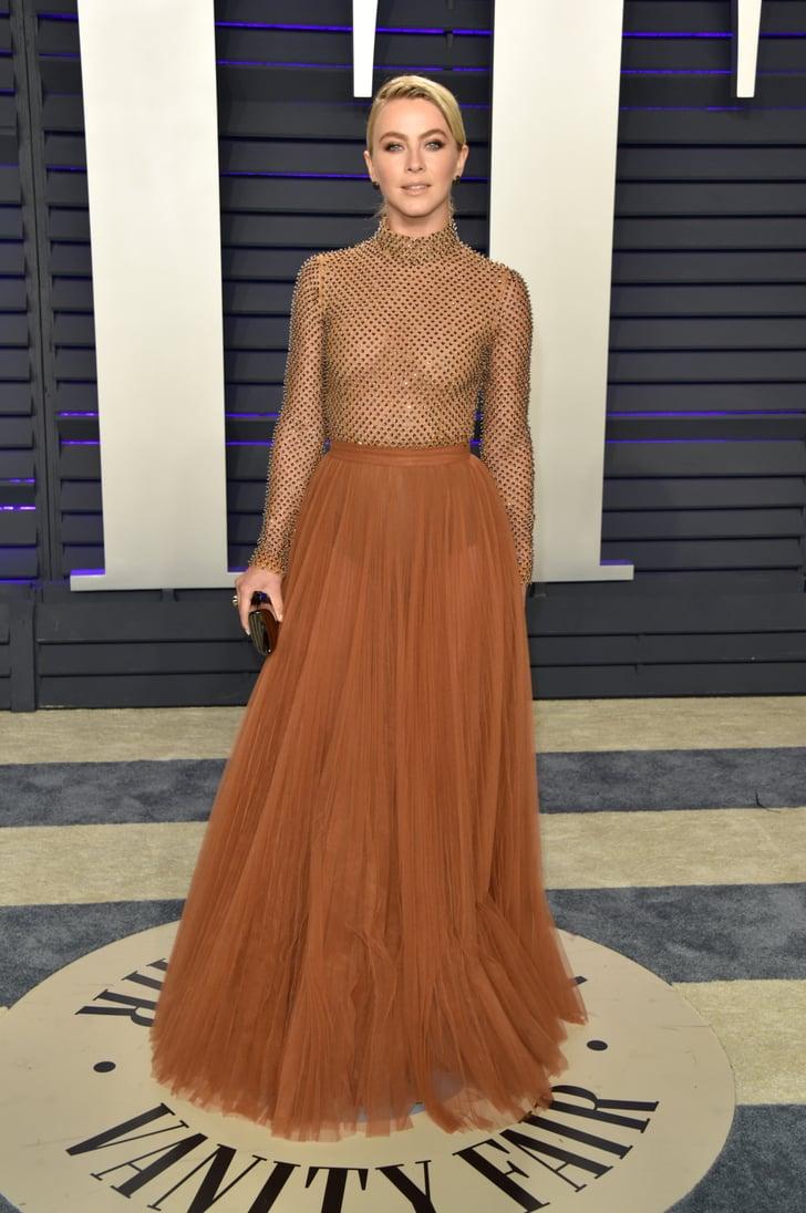 Julianne Hough at the 2019 Vanity Fair Oscar Party ...