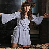 Quirky girls, unite! Zooey Deschanel is back for the third season of New Girl on ABC, and her vintage-inspired hair and makeup are more than enough to keep us coming back week after week. Watch it: Tuesdays at 9 ET on Fox Source: Photo courtesy of Fox