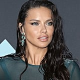 Adriana Lima at the 2019 MTV VMAs