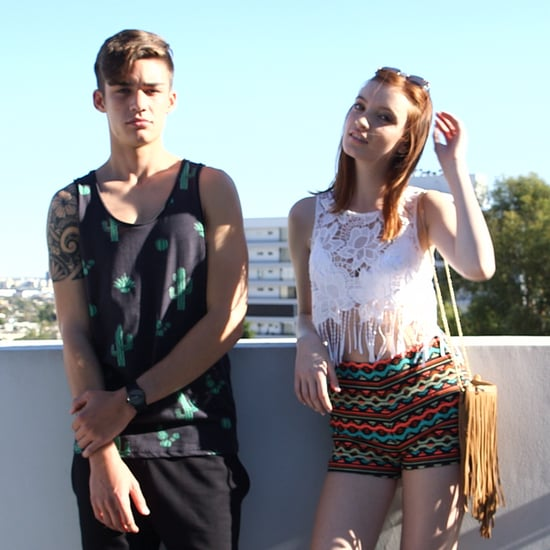 Affordable Music Festival Outfits at H&M | Video