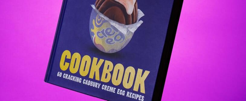 This Cadbury Creme Egg Cookbook Has 60 Recipes