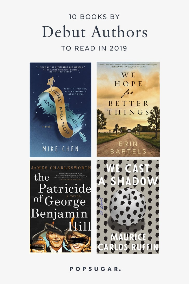 Books by First-Time Authors 2019
