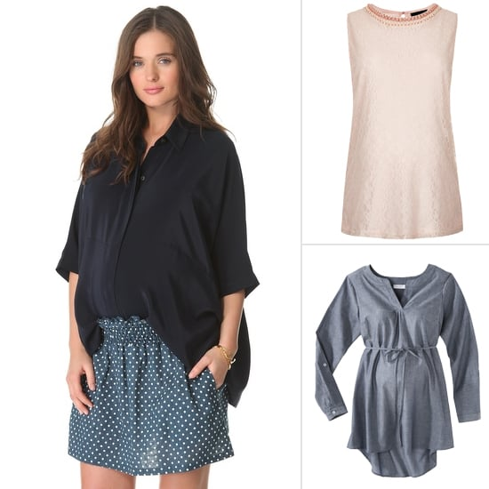 5 Maternity Tops Every Mom-to-Be Needs