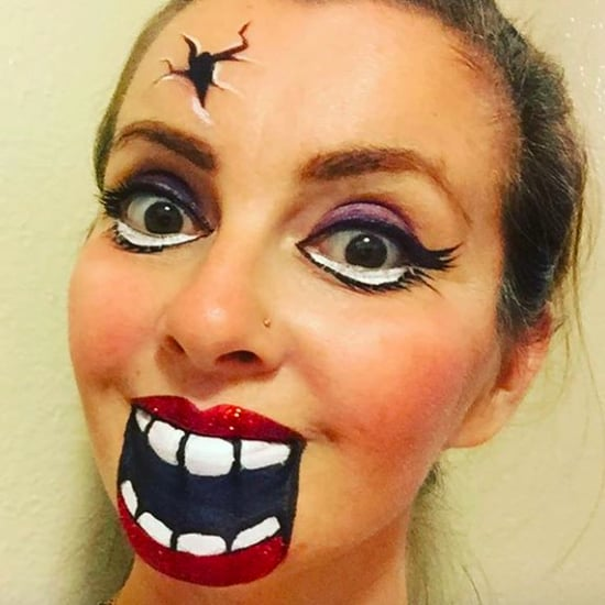 Halloween Costume Face Paint Ideas