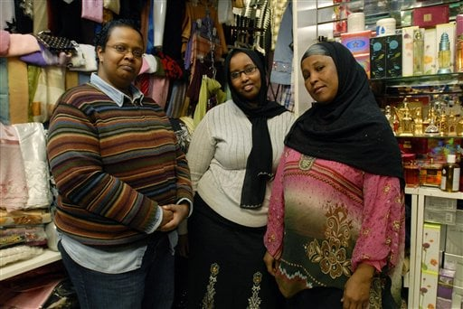Somali Women in Business Together