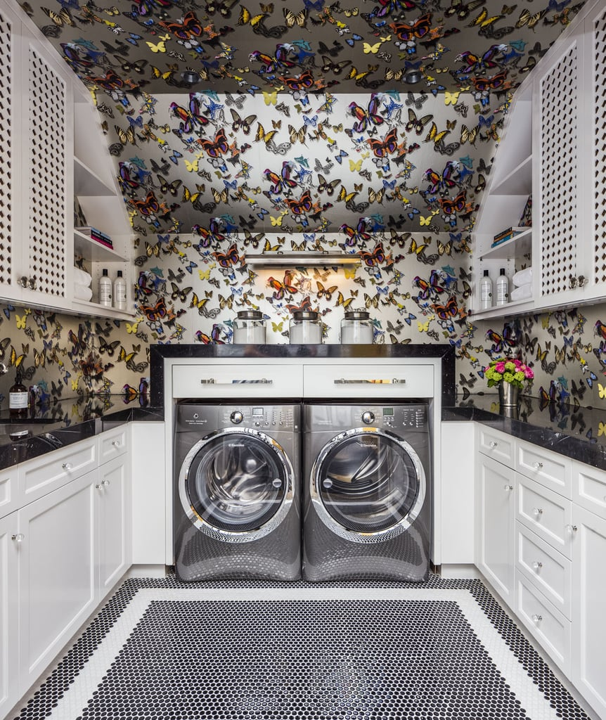 How To Design A Laundry Room You Love Popsugar Home