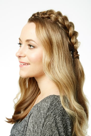 Dutch Side Braid How-To
