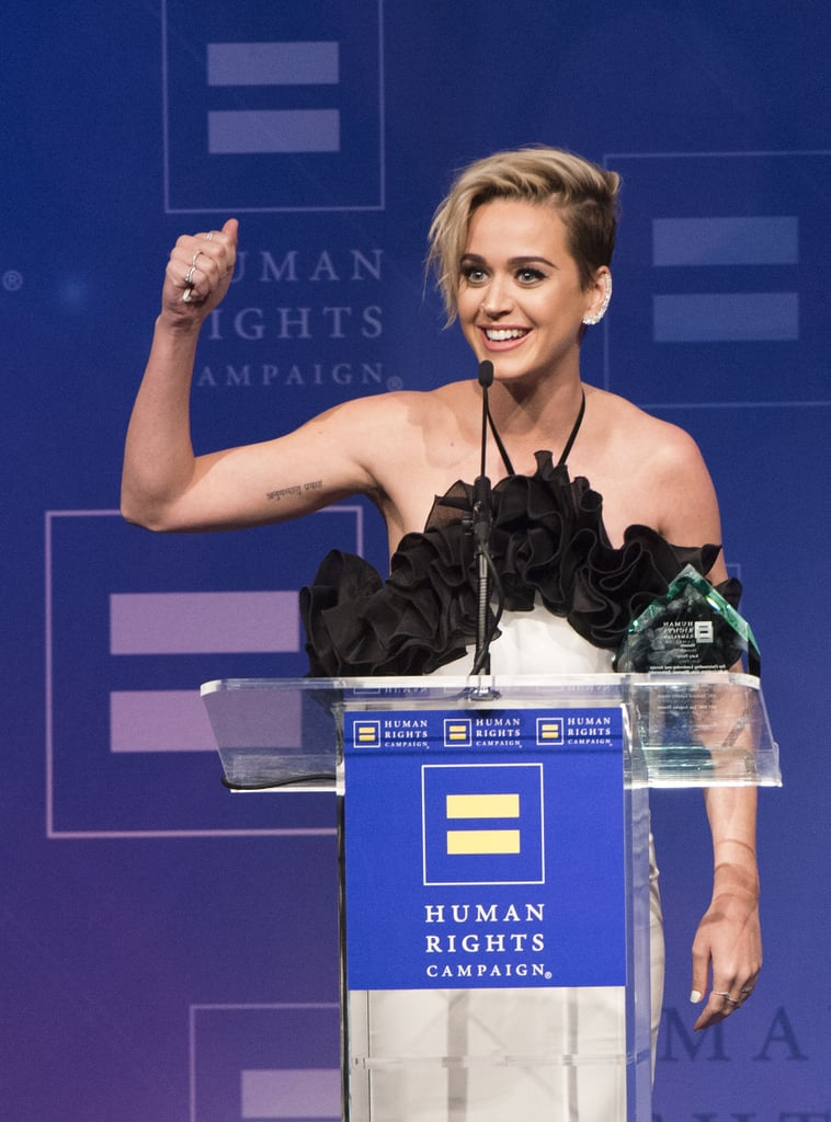 "Katy Perry Opens Up About Her Sexuality, Says She Did More Than Just ""Kiss a Girl"""