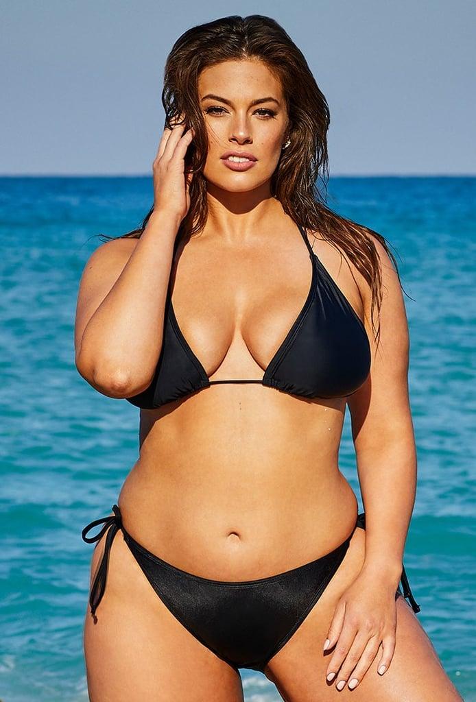 fc80ba6b27c Ashley Graham x Swimsuits for All Icon Black Bikini | Gwyneth ...