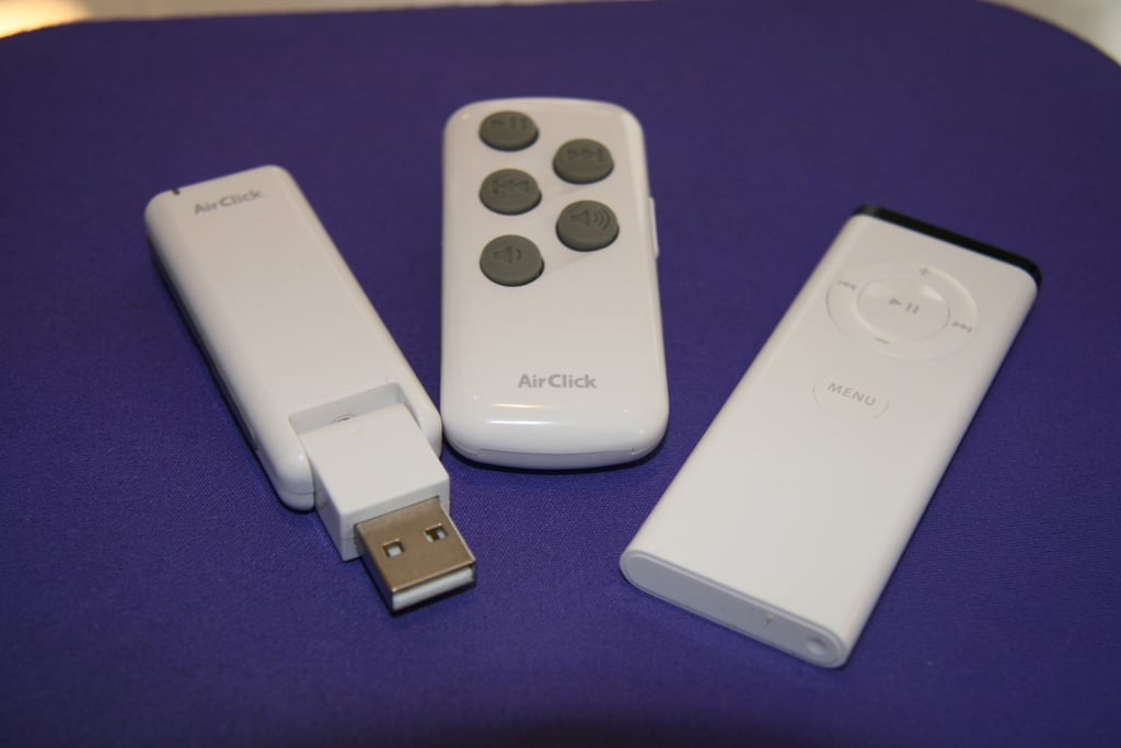 Geeksugar Tests Out The AirClick USB
