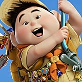 Russell From Up Wallpaper