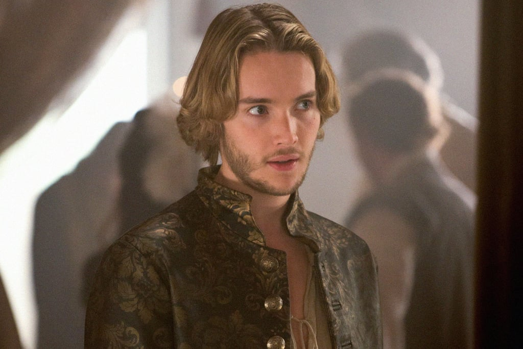 Francis From Reign Hot GIFs