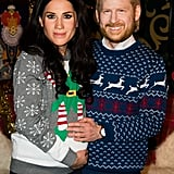 Ladies and gentlemen, it's Great Britain's newest royal couple! Except Wax Prince Harry looks like a teenager who's just, like, really good at growing a beard, and Wax Meghan Markle looks like someone who hated the last 32 attempts at taking this picture and is desperately trying to recreate the warm, carefree smile she practiced in the mirror this morning.