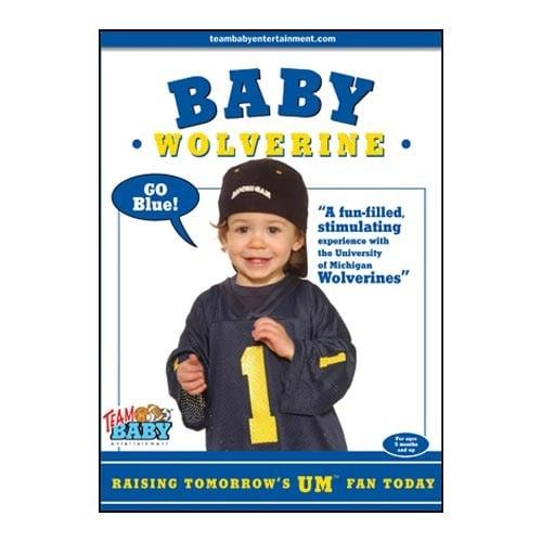 Wee TV:  Team Baby DVDs