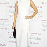 Jennifer Garner walked the red carpet at the Marvelous Max Mara event in Tokyo.