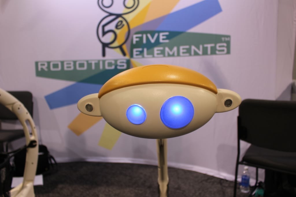 "<a href=""http:/... Five Elements Robotics"