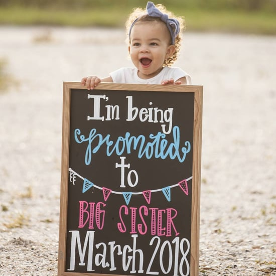 Pregnancy Announcements With Siblings