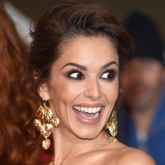 Goofy Photos of British Celebrities Being Silly in 2015