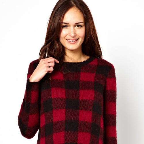 Plaid Maternity Clothes For Fall