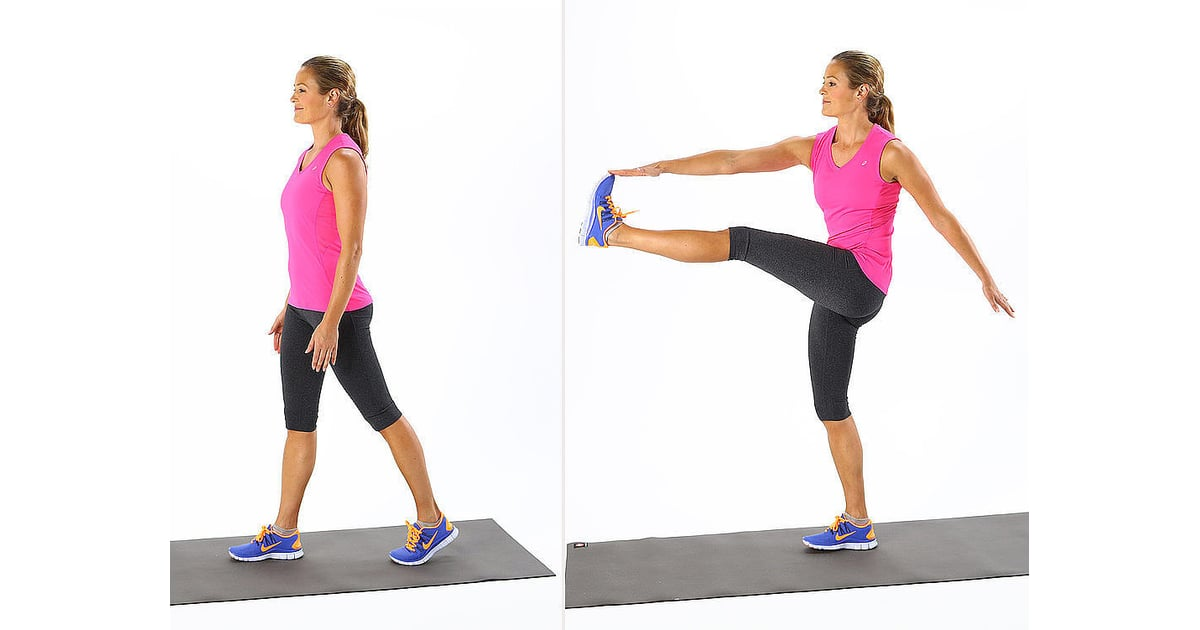Hamstring Toe Touch Exercises That Athletes Do