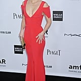 Kate Hudson stepped out for the amfAR 3rd Annual Inspiration Gala in LA.