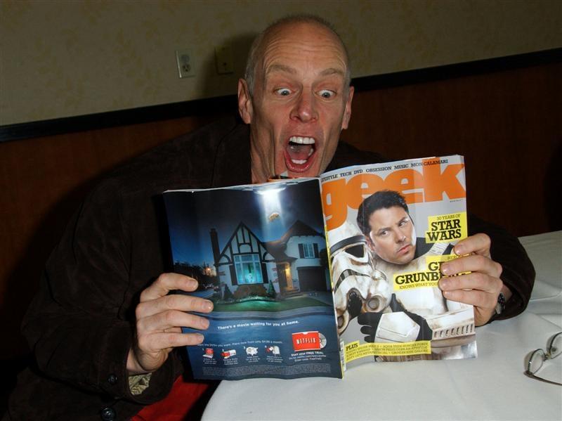 Battlestar Galactica Stars Get Geeky